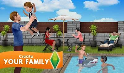 تحميل لعبة the sims free play للكمبيوتر