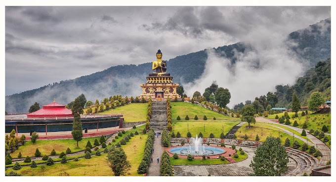 South Sikkim Buddha Park