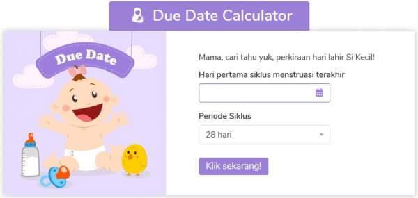 4 Manfaat Melakukan Kalkulator Kehamilan