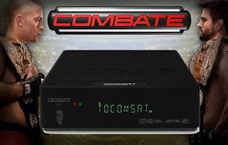 TOCOMSAT COMBATE HD NOVA ATUALIZAÇÃO V02.053 26/12/2019 thumbnail