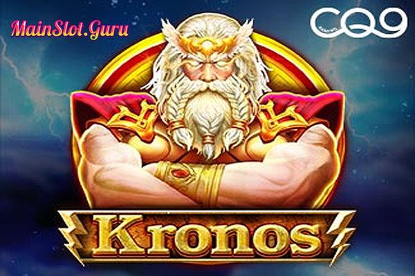 Main Gratis Slot Demo Kronos CQ9 Gaming