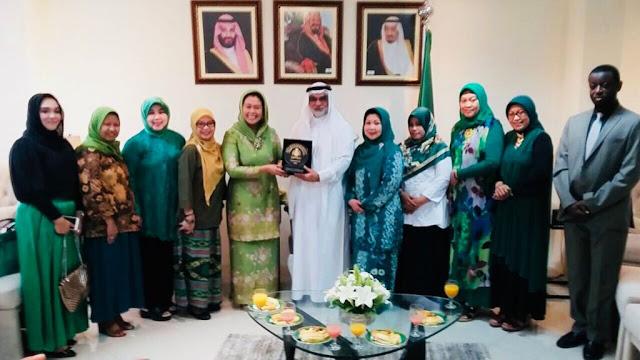 Dubes Saudi: Selama Ini Dikatakan di NU ada Syi'ah, Ternyata Kami Tidak Temui Kenyataannya