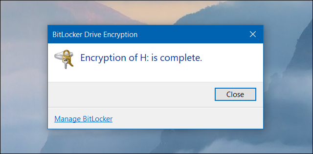 What to do if you forget your BitLocker password