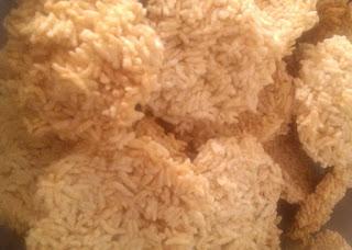Cara Membuat Rengginang Ketan ataupun Nasi Sisa