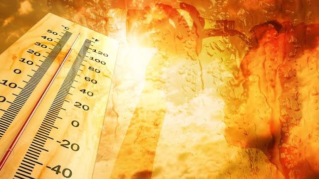 """Ο καύσωνας """"έβρασε"""" την Αργολίδα - Δείτε τις θερμοκρασίες"""