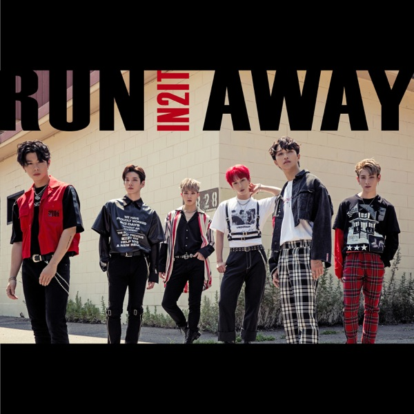 IN2IT – Run Away (Japanese Ver) – Single