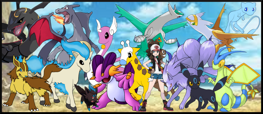 Celebrity Wallpapers and Pictures Pokemon Pictures: All ...