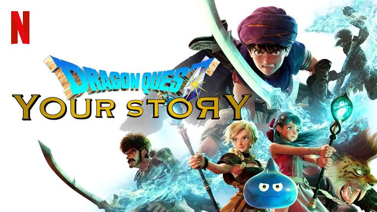 Dragon Quest: Your Story (2019) Bluray Subtitle Indonesia