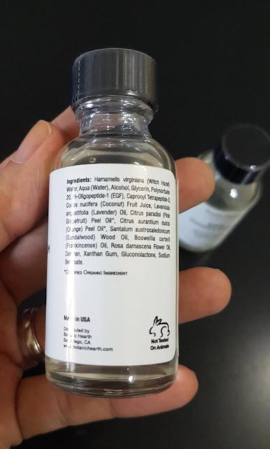 Serum huyết thanh EGF wonder botanic heart, Hàng Mỹ