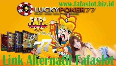 Link Alternatif Fafaslot