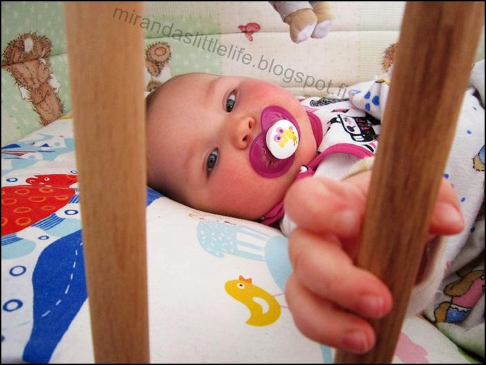 Vauva Omaan Huoneeseen
