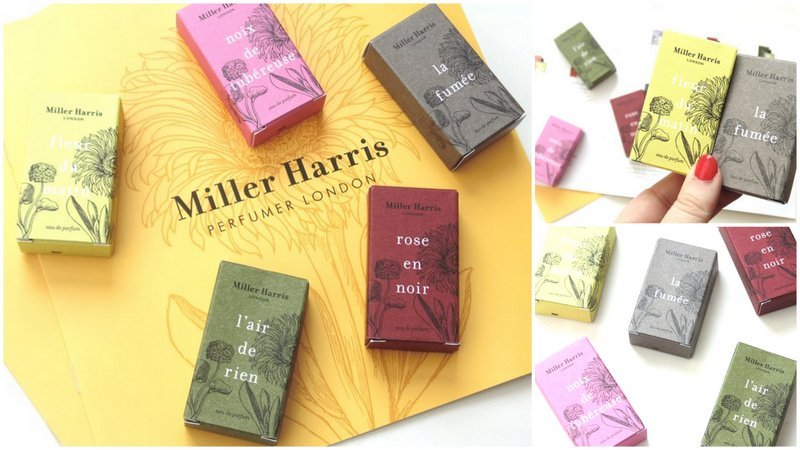 Review: Miller Harris Fragrance Samples