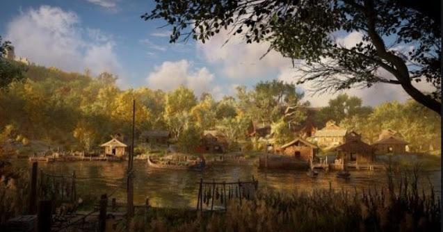 UbiSoft's Assassin's Creed: VALHALLA leak