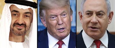 Israel e Emirados Árabes Unidos estabelecem  relações diplomáticas