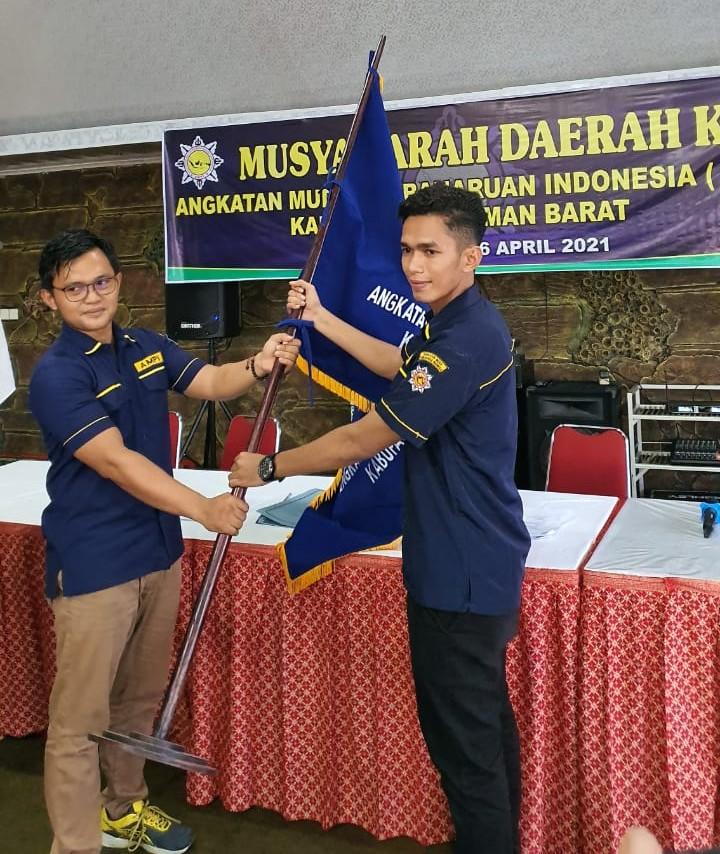 Kini Ketua AMPI Kabupaten Pasbar Dipimpin Oleh Reski Aulia