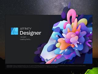 Start with Affinity Designer - Kholil Media
