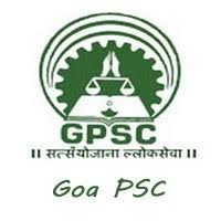 Goa PSC Jobs,latest govt jobs,govt jobs,latest jobs,jobs,Assistant Professor & MO jobs