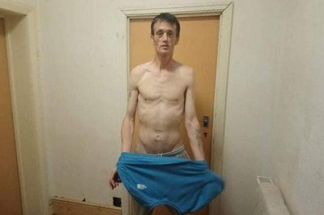 Бывший наркоман показал удивительное преображение, которого он достиг даже спустя 18 лет тюрьмы