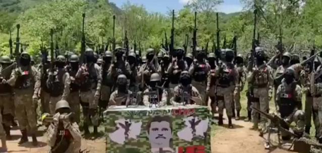 42 asesinatos en Guanajuato en guerra CJNG y Grupo de Los M