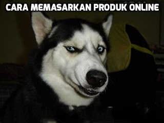 cara memasarkan produk online