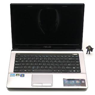 Laptop Gaming ASUS A43S Bekas Di Malang