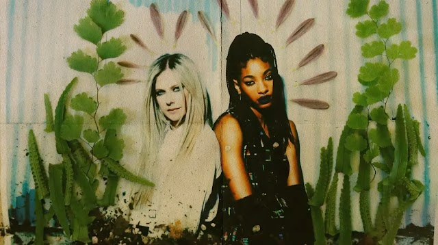 El Pop-Punk es una herramienta de autoaceptación en 'GROW' de WILLOW y Avril Lavigne