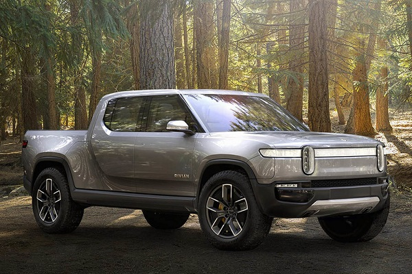 Rivian R1T pick-up eléctrica