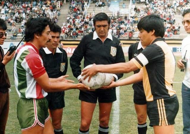 Eliseo Ayaviri - Villazonence y jugador notable de The Strongest falleció