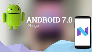 Android versi terbaru ketika ini ialah android versi N  Kelebihan Android Nougat, Lebih Aman dan Hemat Baterai