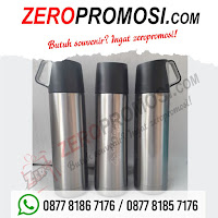Souvenir Thermos air panas (Vacuum Flasks), Omega Vacuum Flask, Tumbler Stainless Botol promosi, Tempat Bikin Tumbler Botol Minum dengan harga murah