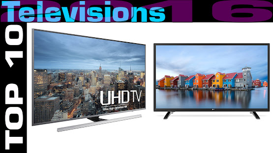 Top 10 Review Products-Top 10 Televisions 2016