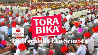 Lowongan Kerja PT Torabika Eka Semesta (Mayora Group)