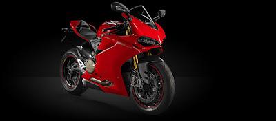 Ducati 1299 Panigale S bike