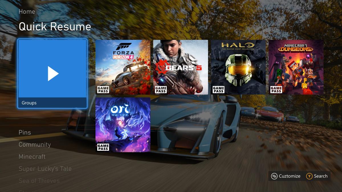 Le novità per Xbox con l'aggiornamento di maggio 2021