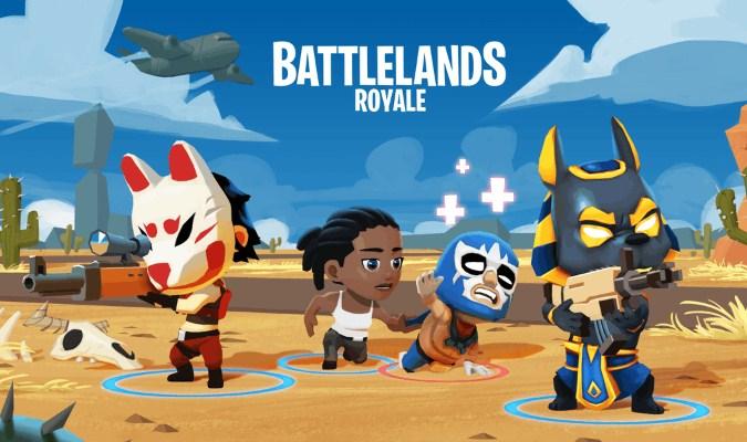 Game Android Terbaik di Tahun 2019 - Battlelands Royale