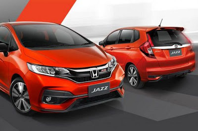 Review Honda Jazz Facelift