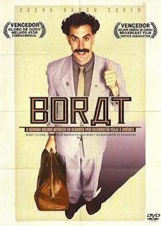 Borat: O Segundo Melhor Repórter do Glorioso País Cazaquistão Viaja à América - BDRip Dual Áudio