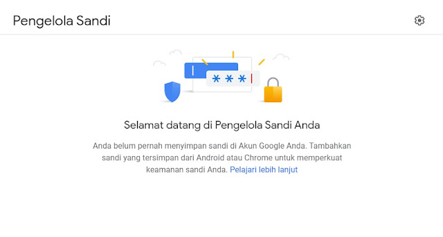 Cara Menghapus Password Yang Tersimpan di Akun Google
