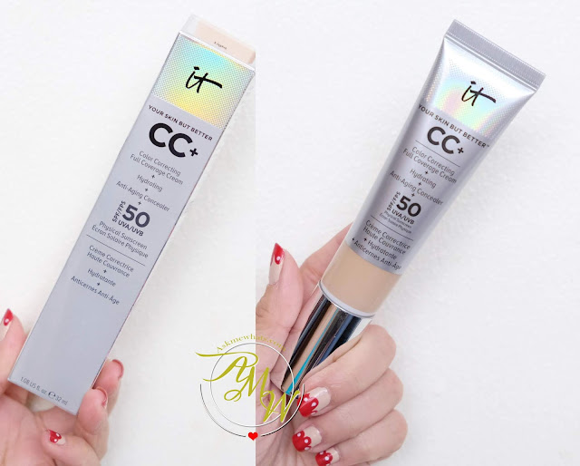 a photo of IT COSMETICS Your Skin But Better CC Cream SPF50+ Review availalble at Sephora PH.
