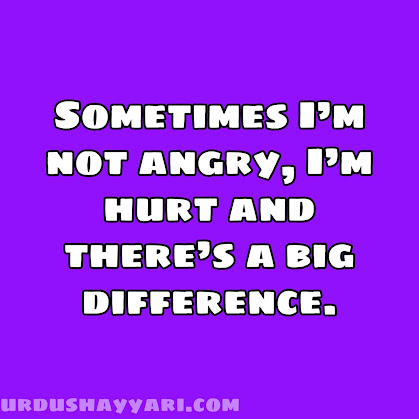 Attitude quotes and angry