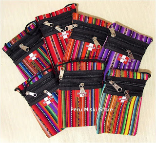 Double zipper bags