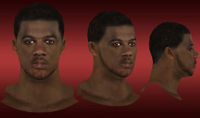 NBA 2K13 Mods Earl Clark Cyberface Update