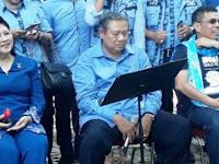 """Nyanyi Lagu Koes Plus di Syukuran Ulang Tahun, SBY Singgung """"Saweran"""""""