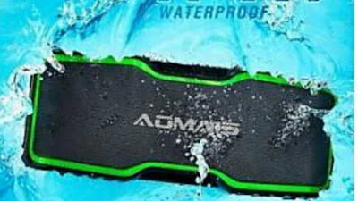 AOMAIS Sport II Portable Bluetooth Speakers wireless IPX7