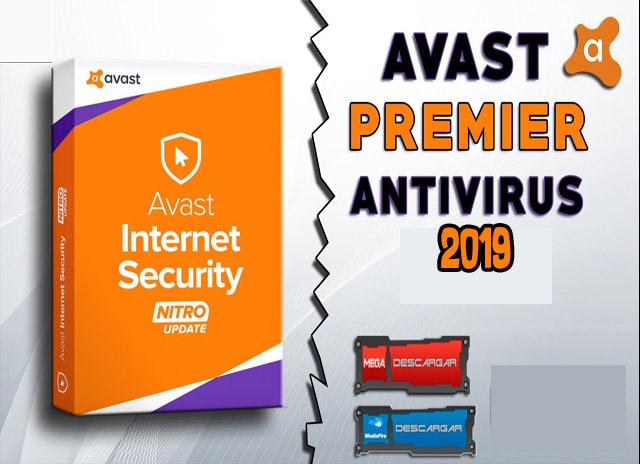 avast internet security -