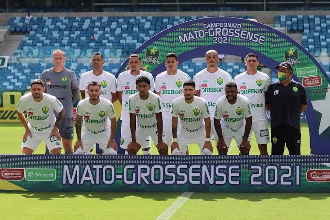 CBF divulga tabela do Brasileirão e Cuiabá fará estreia contra o Juventude