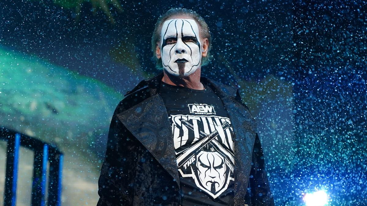 Tony Khan pensava que Sting não teria interesse de ir para a AEW