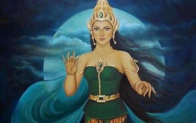Ratu Pantai Selatan Nyi Roro Kidul