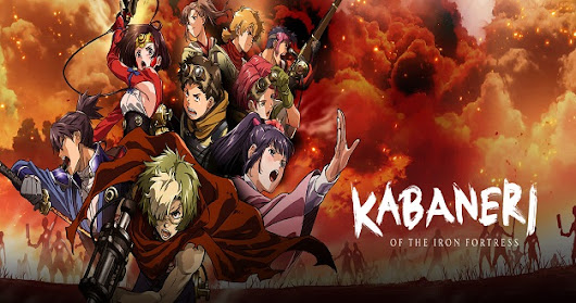 Kabaneri of the Iron Fortress Download All Season & Episode.