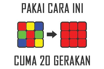 Aplikasi CubeX main rubik